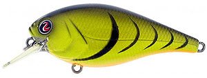 River2Sea Biggie Squarebill Crankbait Series 02 Da Heater