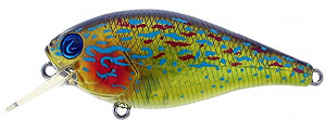 River2Sea Biggie Squarebill Crankbait Series 10 - Real Sunfish