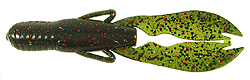 Jackall Sasuteki Craw Watermelon Red Flake