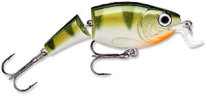 Rapala Jointed Shallow Shad Rap YP Yellow Perch