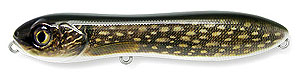 Baker Lures LED Top Water Series T006 - Pike