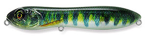 Baker Lures LED Top Water Series TH002 - Blue Green Flash