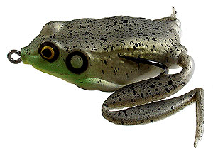Lunkerhunt Lunker Frog 02 - Rocky Toad