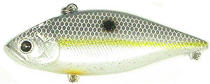 Lucky Craft LV Series Crankbaits 172 - Sexy Chartreuse Shad