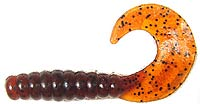Berkley - Power Bait Power Grubs - 2014 PS - Pumpkin Seed