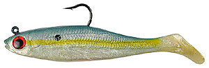 Berkley - Power Bait Swim Shad Series - 2014 CS - Chartreuse Shad
