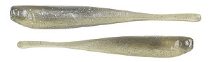 Berkley - Power Bait Twitchtail Minnow Clear Silver Shiner
