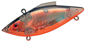 Bill Lewis Rat-L-Trap - Super Nova Series 574 - Gold Transparent