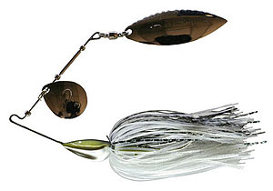Damiki M.T.S. Spinnerbait 003 - Natural Shad