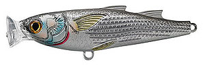 Koppers  Saltwater Series Mullet Popper 901 - Natural/Matte
