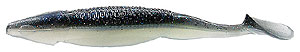 NetBait Little Spanky Swimbait Smokin Magic Shad