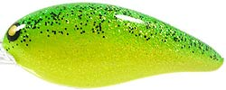 Norman Lures Deep Little N 125 - Chartreuse/Green