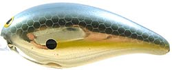 Norman Lures Deep Little N 269GSX - Gold Sexy Shad