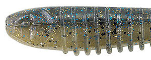 Berkley - Power Bait Rib Shad BSHG - Blue Shiner Gold
