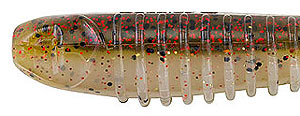 Berkley - Power Bait Rib Shad SWG - Swamp Gas