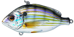Koppers  Live Target Pinfish 902 - Natural/Metallic