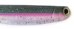 P-Line Kick'R Minnow 104 - Rainbow Trout