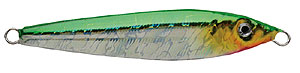 P-Line Laser Minnow 23 - Green Silver Gold