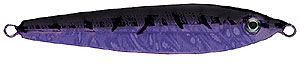 P-Line Laser Minnow 13 - Purple Black
