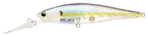 Lucky Craft Pointer Deep Diver Series 225 - MS Ghost Chartreuse Shad
