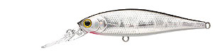 Lucky Craft Pointer Deep Diver Series 834 - Bait Fish Silver