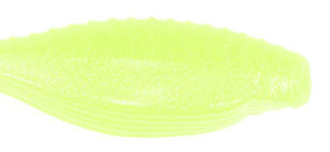 Bass Assassin Pro Tiny Shad 520 - Silk Chartreuse