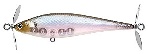 Lucky Craft Screw Pointer 95 238 - Ghost Minnow