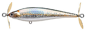 Lucky Craft Screw Pointer 95 270 - MS American Shad
