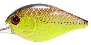 Luck 'E' Strike The Mini Freak/Freak Crankbait 03 - Copper Perch