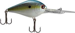 Luck 'E' Strike The Mini Freak/Freak Crankbait 04 - Tasty Shad
