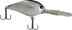 Luck 'E' Strike The Mini Freak/Freak Crankbait 08 - Snow Leopard