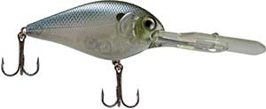 Luck 'E' Strike The Mini Freak/Freak Crankbait 14 - Green Ghost