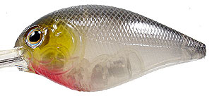 Luck 'E' Strike The Mini Freak/Freak Crankbait 21 - Reel Shad