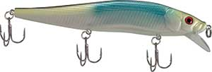 Luck 'E' Strike RC STX Jerk Bait Natural Emerald