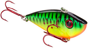 Strike King Red Eyed Shad Crankbaits 317 - Bleeding Firetiger