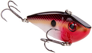 Strike King Red Eyed Shad Crankbaits 414 - Red Black Black/Gold Pearl Belly