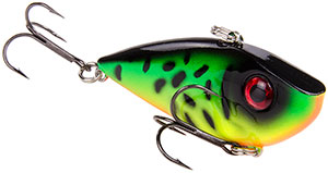 Strike King Red Eyed Shad Crankbaits 419 - Fire Tiger