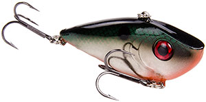 Strike King Red Eyed Shad Crankbaits 425 - Metallic Tennessee Shad