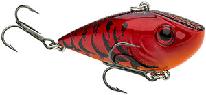 Strike King Red Eyed Shad Crankbaits 450 - Delta Red