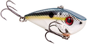 Strike King Red Eyed Shad Crankbaits 514 - Chrome Sexy Shad