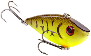 Strike King Red Eyed Shad Crankbaits 562 - Chartreuse Belly Craw