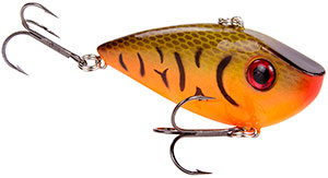 Strike King Silent Series Red Eye Shad 564 Orange Belly Craw