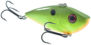 Strike King Red Eye Shad Crankbaits 565 - Chartreuse Rootbeer