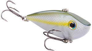 Strike King Silent Series Red Eye Shad 586 Sexy Blue Back Herring