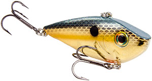 Strike King Red Eyed Shad Crankbaits 620 - Gold Sexy Shad