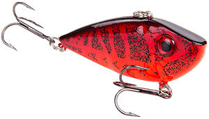 Strike King Silent Series Red Eye Shad 648 Chili Craw
