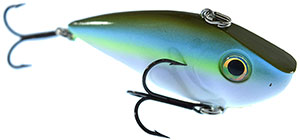 Strike King Red Eyed Shad Crankbaits 688 - Sexy Green Shad