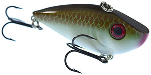 Strike King Red Eyed Shad Crankbaits MM4 - MM Copper Nose Shad