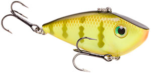 Strike King Red Eyed Shad Crankbaits 650 - Chartreuse Perch