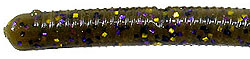 Strike King Rage Anaconda 13 Green Pumpkin Purple & Gold